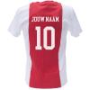 T-shirt Ajax AFC Logo katoen bedrukken eigen naam