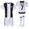 Il amo calcio Ronaldo tenue goedkoop voor kinderen
