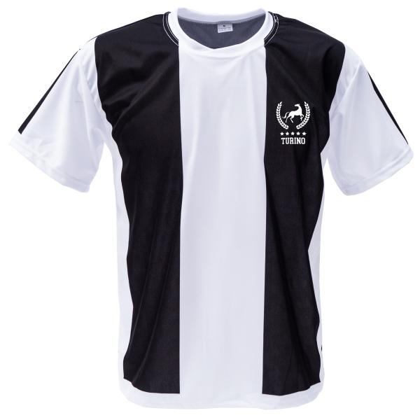 Voetbalshirt Ronaldo voor turino badge