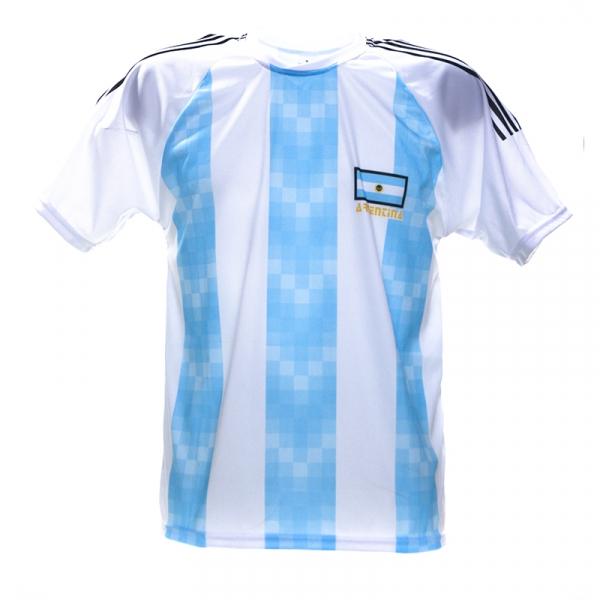 Argentinië fan shirt bedrukken