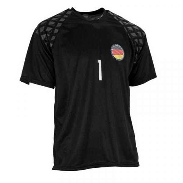 Duitsland fan keepersshirt Neuer