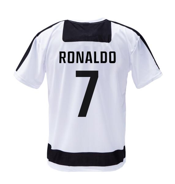 Voetbalshirt Ronaldo Achter