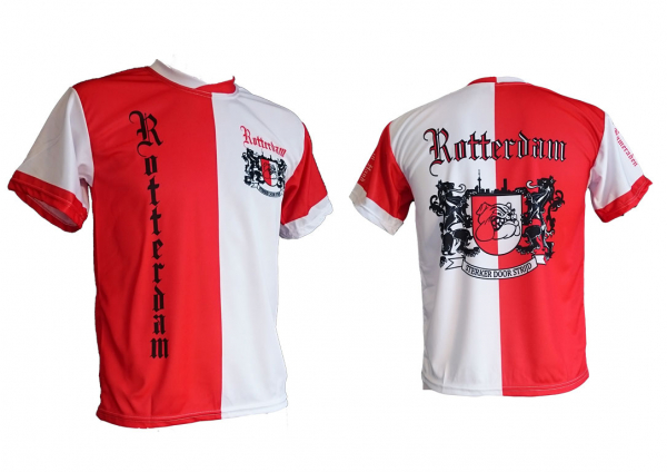 Rotterdam voetbalshirt thuis