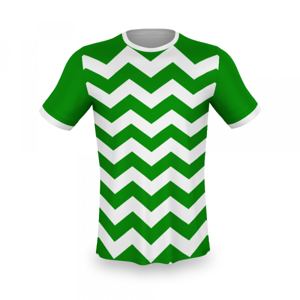 Voetbalshirt 'Westland'