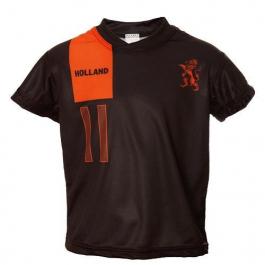 Nederland uit fan voetbalshirt Robben