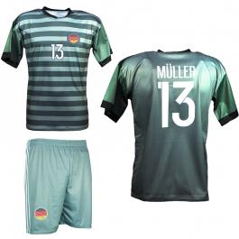 Duitsland uit fan voetbaltenue Müller (OP = OP)