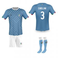 Italië thuis fan voetbaltenue Chiellini '20