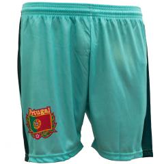 Portugal uit fan voetbalshort champions